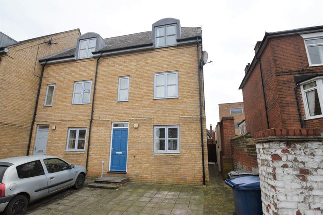 Thumbnail Town house to rent in St. Andrews Street North, Bury St. Edmunds