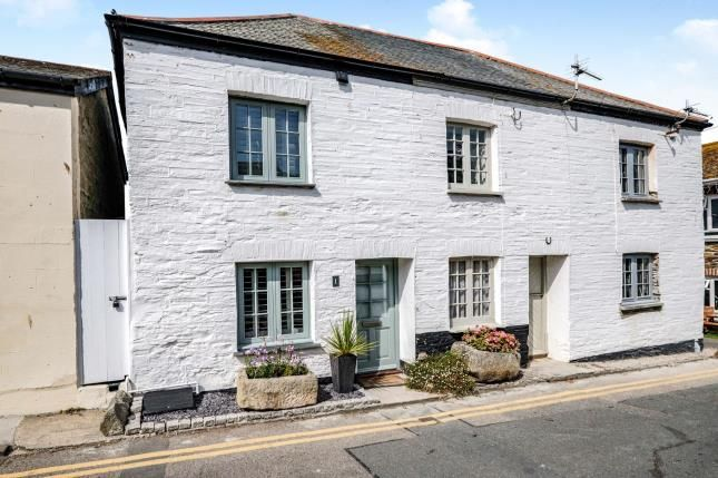 Thumbnail 2 bed end terrace house for sale in Padstow, Cornwall, .