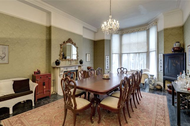 Thumbnail Terraced house for sale in Belsize Crescent, Belsize Park, London