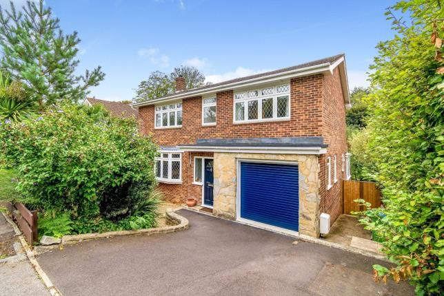 Thumbnail Detached house for sale in Bassett, Southampton, Hampshire