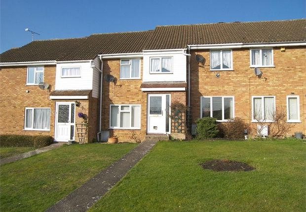 Thumbnail Terraced house for sale in Chase Hill Road, Arlesey