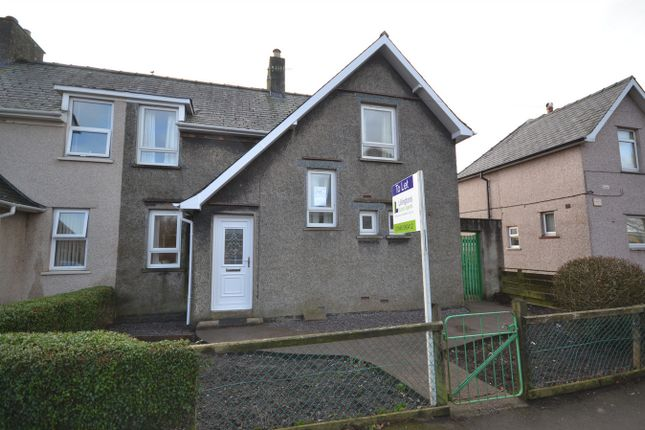 Thumbnail Semi-detached house to rent in Nelson Square, Egremont, Cumbria