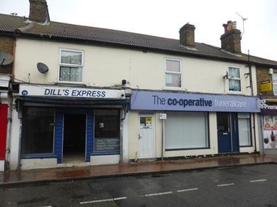Retail premises to let in & 77 East Street, Sittingbourne, Kent