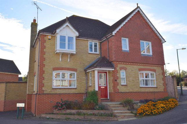 Thumbnail Detached house for sale in Albra Mead, Springfield, Chelmsford