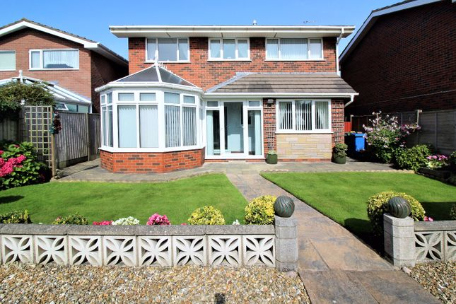 Thumbnail Detached house for sale in South Strand, Fleetwood