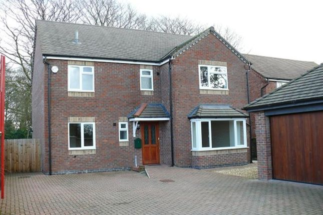 Thumbnail Detached house to rent in The Laurels, Betty's Lane, Woore, Cheshire