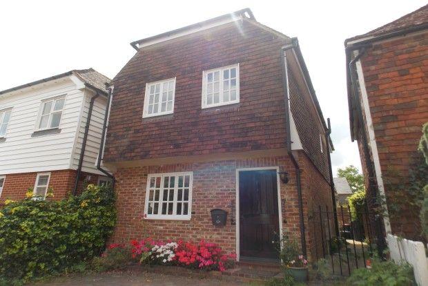 Thumbnail Detached house to rent in Bells Lane, Tenterden