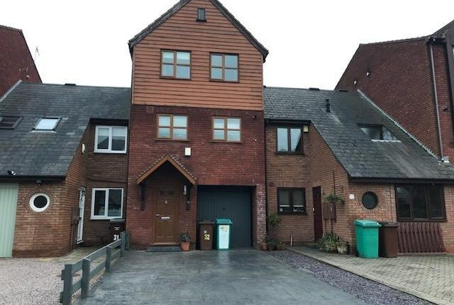 Thumbnail Flat to rent in Quayside Close, Nottingham