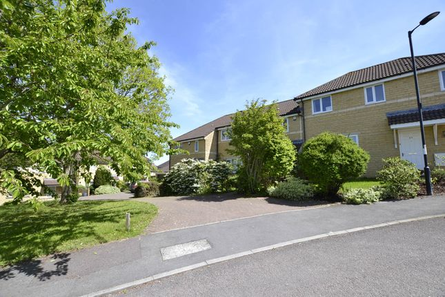 Thumbnail Terraced house for sale in Cotswold View, Bath