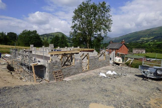 Thumbnail Detached house for sale in Penybontfawr, Oswestry