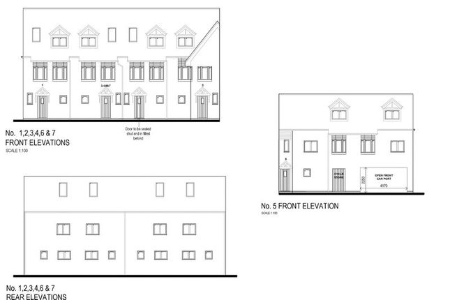 Thumbnail Flat for sale in Apartment 7, Stratford Court, Stratford Upon Avon