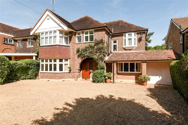 Thumbnail Property for sale in Ickenham Road, Ruislip, Middlesex