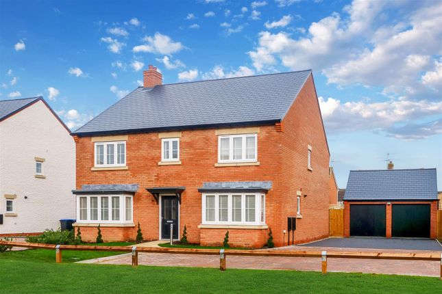 Thumbnail Detached house for sale in The Leys, Bidford-On-Avon, Alcester