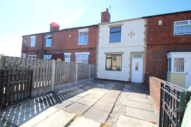 Thumbnail Terraced house to rent in Wood Lea, South Elmsall