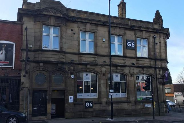 Thumbnail Office to let in 580 Attercliffe Road, Sheffield