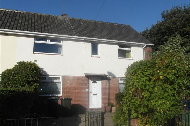 Thumbnail Terraced house to rent in Apsley Crescent, Kenton, Newcastle Upon Tyne
