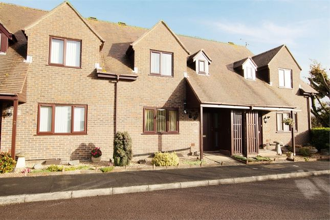 2 bed terraced house for sale in Courville Close, Alveston, Bristol, Gloucestershire BS35