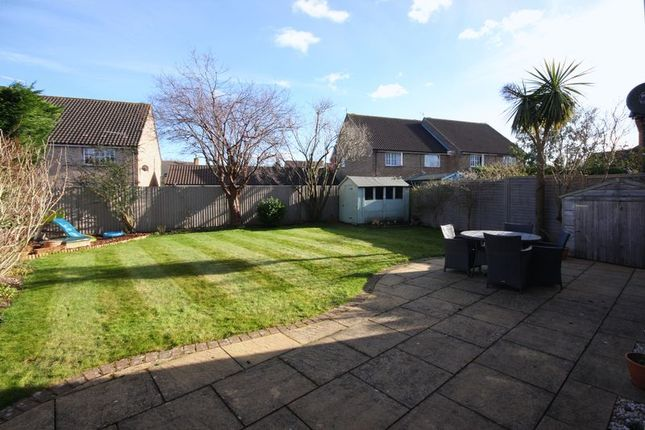 Rear Garden of Graveney Road, Maidenbower, Crawley RH10