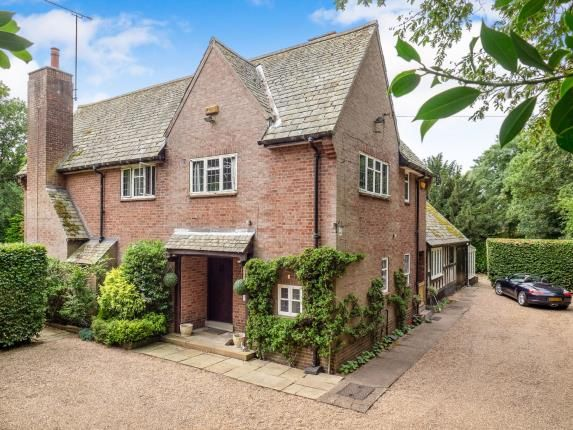 Thumbnail Detached house for sale in Main Street, Bleasby, Nottingham