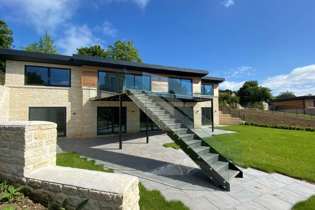 Thumbnail Detached house for sale in Bailbrook Lane, Batheaston, Bath