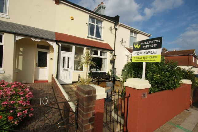 Thumbnail Terraced house for sale in Cecil Road, Paignton