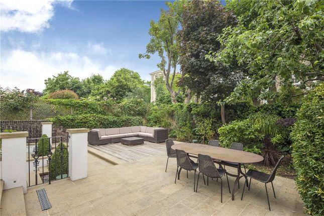 Garden of Clifton Hill, St John's Wood, London NW8