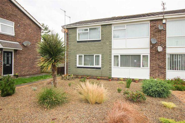 Thumbnail Flat to rent in Glenluce Drive, Southfield Green, Cramlington