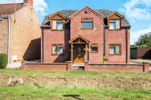 Thumbnail Detached house for sale in Wootton Road, King's Lynn, Norfolk
