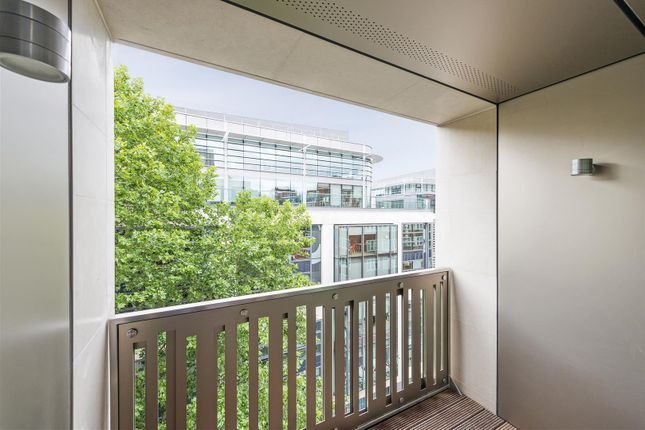 Balcony of The Courthouse, 70 Horseferry Road, London SW1P