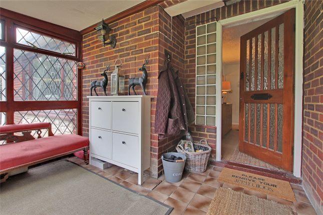 Porch of Newlands Lane, Meopham, Gravesend, Kent DA13