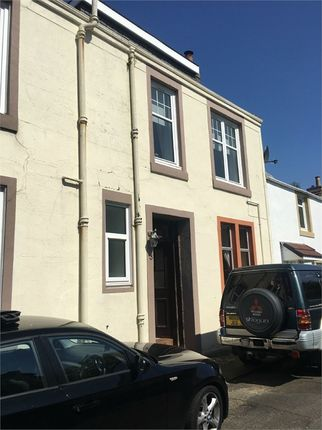 Thumbnail Maisonette for sale in Burnfoot Road, Fairlie, Largs, North Ayrshire