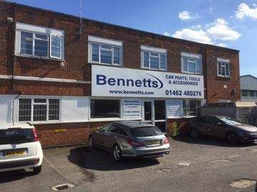 Thumbnail Office to let in Icknield Way, Shaftesbury Industrial Centre, Letchworth Garden City