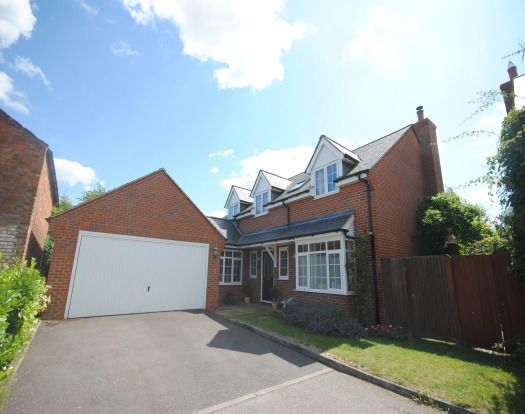 Thumbnail Detached house to rent in Corn Mill Close, Wing, Leighton Buzzard