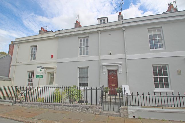 Thumbnail Terraced house for sale in South Hill, Stoke, Plymouth
