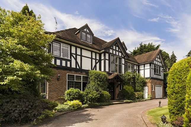 Thumbnail Detached house for sale in Uphill Road, London