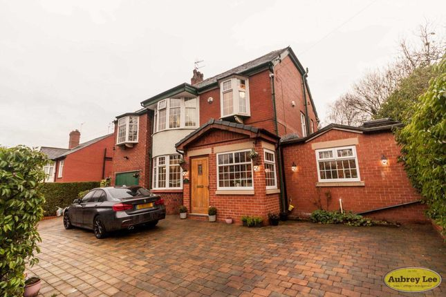 Thumbnail Detached house for sale in Rectory Lane, Prestwich, Manchester