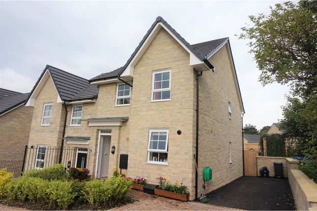 Thumbnail Semi-detached house for sale in Macdonald Way, Lancaster