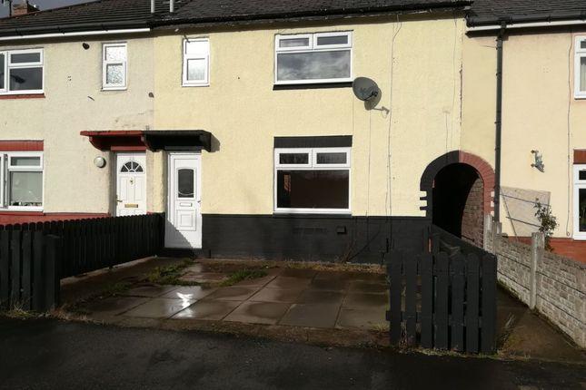 Thumbnail Terraced house to rent in Portia Avenue, Bebington, Wirral