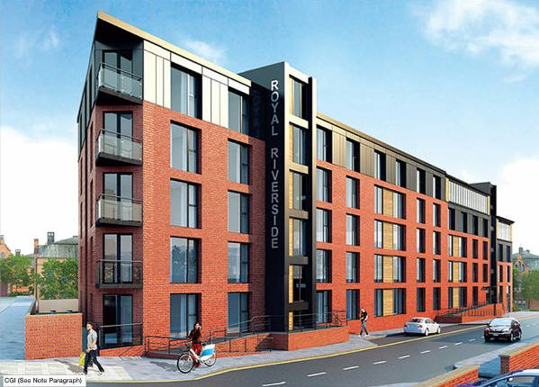 Thumbnail Property for sale in Royal Riverside, 60 Priestley Street, South Yorkshire