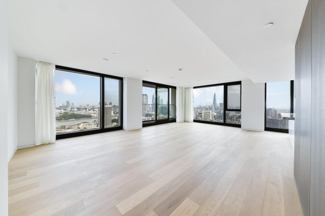 Thumbnail Flat to rent in Casson Square, Southbank, London