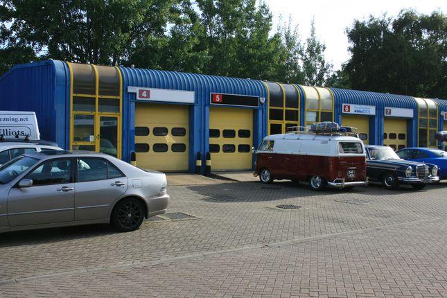 Thumbnail Industrial to let in 4 Enterprise Estate, Station Road West, Ash Vale Nr, Aldershot