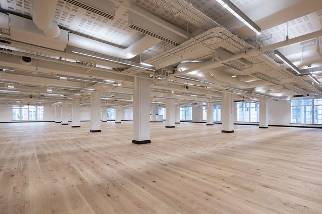 Office to let in 99 Kensington High Street, London