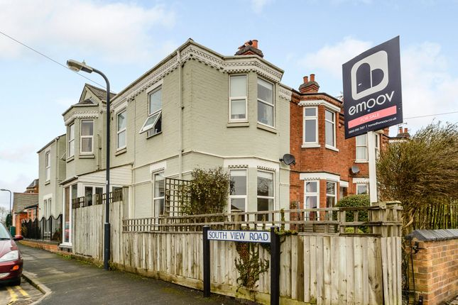 Thumbnail End terrace house for sale in Rugby Road, Leamington Spa