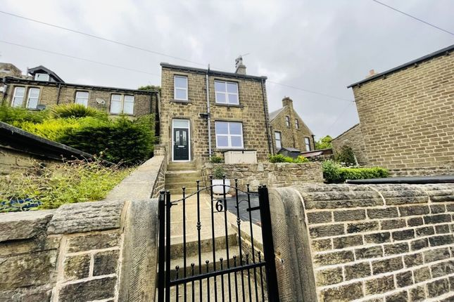 Thumbnail Detached house for sale in Slaymaker Lane, Oakworth, Keighley