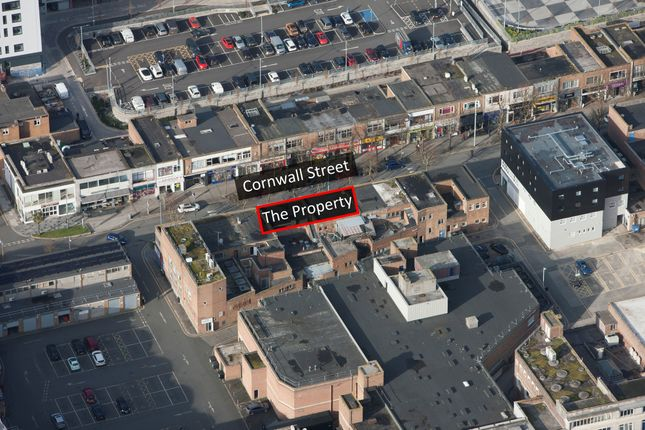 Thumbnail Retail premises for sale in Cornwall Street, Plymouth