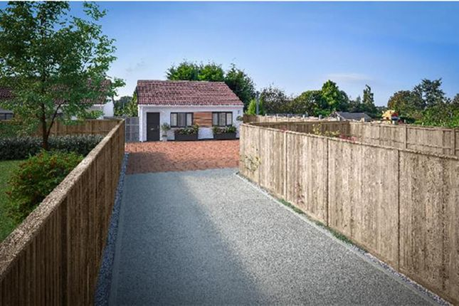 Thumbnail Detached bungalow for sale in Springfield Road, Mangotsfield, Bristol
