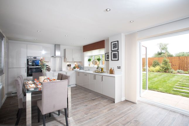 Thumbnail Detached house for sale in Kingfisher Reach, Wistaston Green Road, Wistaston