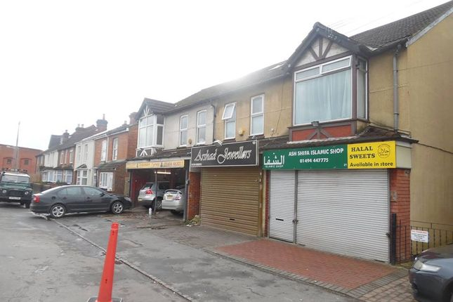 Thumbnail Flat to rent in Ambercromby Ave, High Wycombe