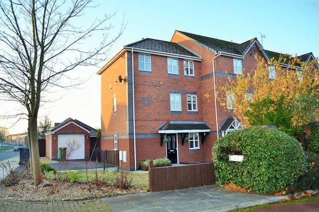 Thumbnail Town house to rent in Field Lane, Litherland, Liverpool