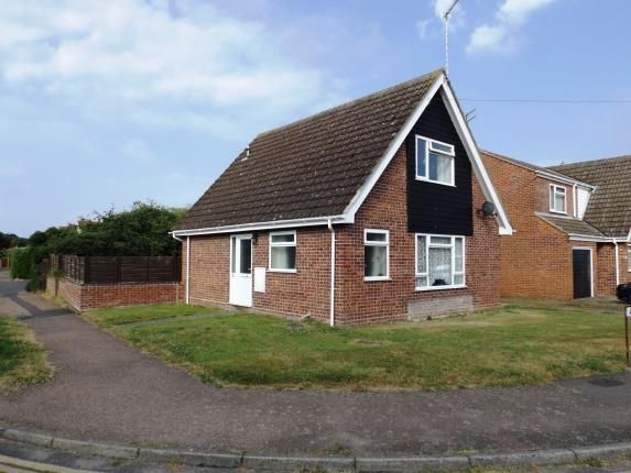 Thumbnail Bungalow for sale in Ormesby, Great Yarmouth, Norfolk